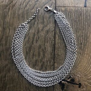 Fossil Stainless Steel Necklace
